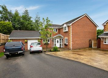 Thumbnail 4 bed detached house for sale in Kingsbury Court, Skelmersdale, Lancashire