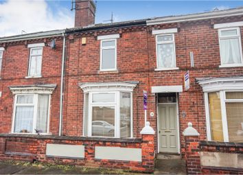 Thumbnail 3 bed terraced house for sale in Derwent Street, Lincoln