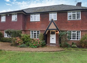 Thumbnail 5 bed detached house to rent in Cherrys, St. Georges Avenue, Weybridge