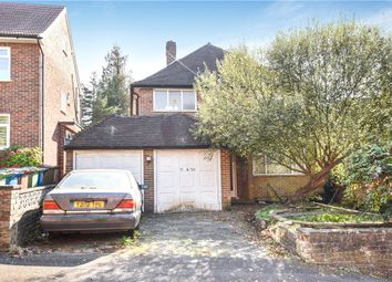 Thumbnail 3 bed detached house for sale in Brooke Avenue, Harrow, Middlesex
