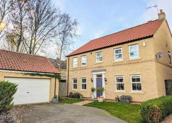 Thumbnail 5 bed detached house for sale in The Sycamores, South Milford, Leeds