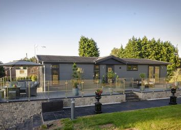 Thumbnail 3 bed mobile/park home for sale in Moss Bank Lodges, Great Salkeld, Penrith