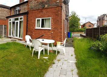 6 bed terraced house to rent in Wellington Road, Fallowfield, Manchester M14