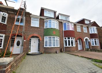 Thumbnail 4 bed terraced house for sale in Vale Grove, Gosport