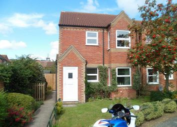 Thumbnail 1 bedroom flat to rent in Platers Walk, Leiston