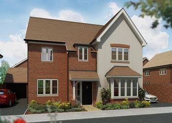 "Thumbnail 5 bed detached house for sale in ""The Birch"" at Haughton Road, Shifnal"