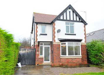 Thumbnail 3 bed detached house for sale in Stockton Road, Hartlepool