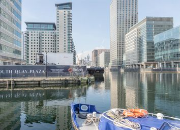 Thumbnail Studio for sale in South Quay Plaza, South Quay, Canary Wharf, London