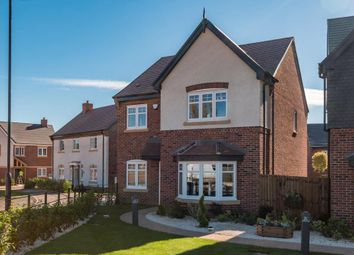 """Thumbnail 4 bed detached house for sale in """"Calver"""" at Aldbury Close, Stafford"""