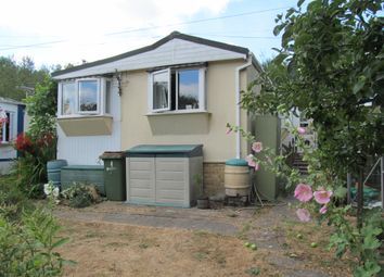 Thumbnail 1 bed mobile/park home for sale in Orchard Park, Ashurst Drive, Boxhill, Nr Dorking, Surrey