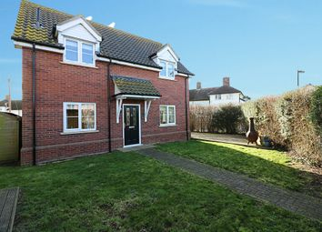 Thumbnail 3 bed detached house for sale in Upper Rose Lane, Palgrave, Diss