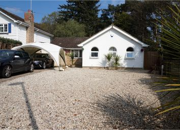 Thumbnail 3 bed bungalow for sale in Lake Road, Verwood