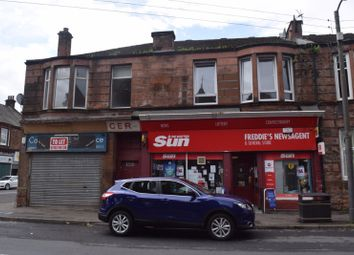 Thumbnail 1 bed flat for sale in Carmyle Avenue, Carmyle, Glasgow