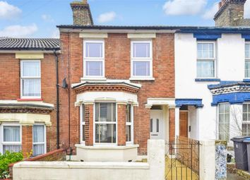 Thumbnail 3 bed terraced house for sale in Monins Road, Dover, Kent
