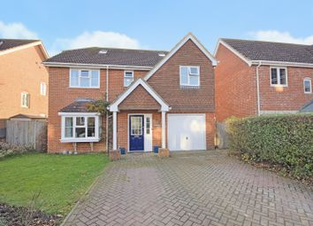 Thumbnail 6 bed detached house for sale in Haywain Close, Kingsnorth, Ashford