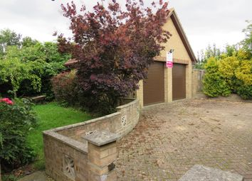 Thumbnail 3 bed detached bungalow for sale in Townsend, Soham, Ely