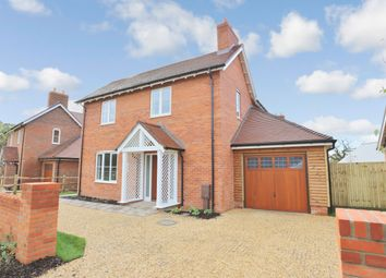 Thumbnail 4 bedroom detached house for sale in Belmore Park, Belmore Lane, Upham, Southampton