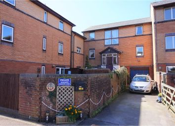 Thumbnail 3 bed town house for sale in Plas Taliesin, Penarth