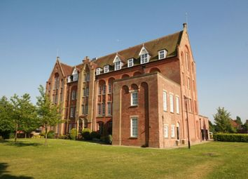 Thumbnail 2 bed flat for sale in Salisbury Close, Crewe