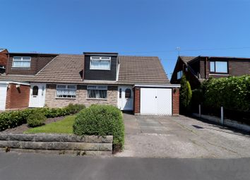 Thumbnail 3 bed semi-detached bungalow for sale in Lulworth Drive, Hindley Green, Wigan