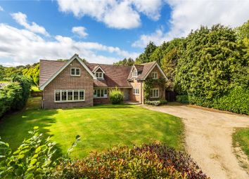Thumbnail 5 bed detached house for sale in Lickfold, Petworth, West Sussex