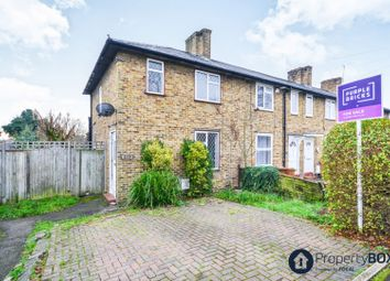 Thumbnail 3 bedroom end terrace house for sale in St. Agathas Grove, Carshalton