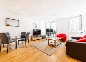 Thumbnail 1 bed flat to rent in Jubilee Court, 8 Wood Wharf, London