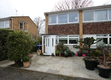 Thumbnail 2 bed maisonette for sale in Byfleet, West Byfleet, Surrey