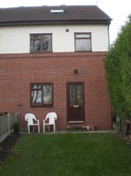 Thumbnail 1 bed flat to rent in Meadowfield Rise, Stanley, Wakefield