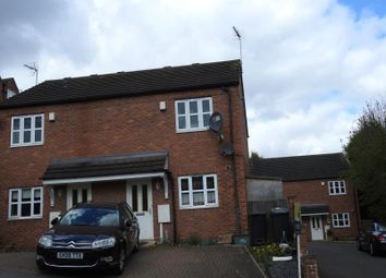 Thumbnail 3 bedroom semi-detached house for sale in Simkin Avenue, Mapperley, Nottingham