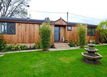 Thumbnail 2 bed detached house for sale in Chapel House Caravan Park, Talkin, Brampton