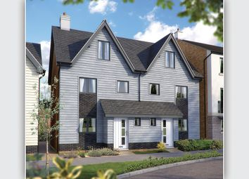 "Thumbnail 3 bedroom semi-detached house for sale in ""The Tetbury"" at Harbour Road, Seaton"