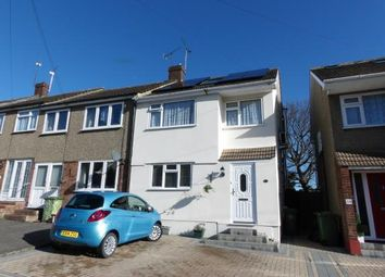 Thumbnail 3 bed end terrace house for sale in Passingham Avenue, Billericay