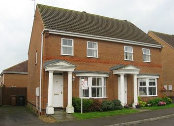 Thumbnail 3 bed property to rent in Woodgate Road, Wootton, Northampton