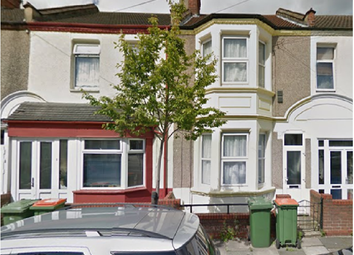 Thumbnail 3 bed terraced house for sale in E16 2Ds, London,