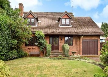 Thumbnail 3 bed detached house for sale in London Road, Windlesham, Surrey