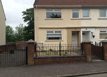 Thumbnail 2 bedroom end terrace house to rent in Burnhouse Avenue, Dalry