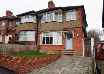 Thumbnail 3 bedroom semi-detached house for sale in Cutenhoe Road, Luton