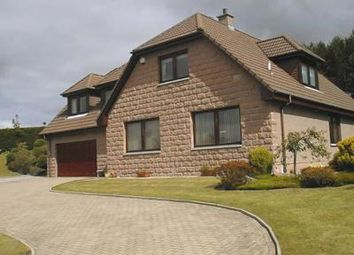 Thumbnail 5 bedroom detached house to rent in 1 Loch View, Westhill