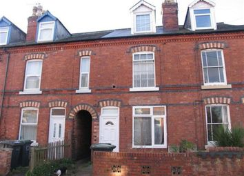 Thumbnail 3 bed terraced house to rent in Derby Street, Beeston, Nottingham