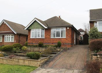 Thumbnail 2 bed bungalow to rent in Greythorn Drive, West Bridgford, Nottingham