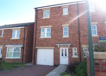 Thumbnail 4 bed property to rent in Herons Court, Durham