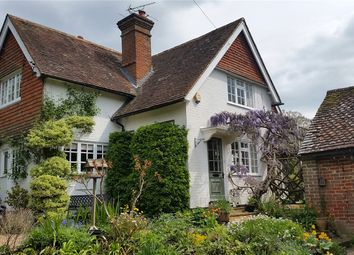 Thumbnail 3 bed semi-detached house for sale in Wrotham Hill, Dunsfold, Godalming, Surrey
