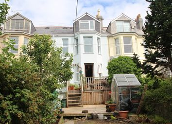 Thumbnail 5 bed terraced house for sale in Mount Gould Road, Plymouth