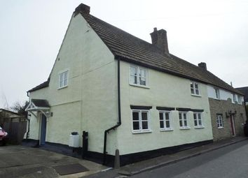 Thumbnail 3 bed semi-detached house to rent in Silver Street, Stevington, Bedford, Beds