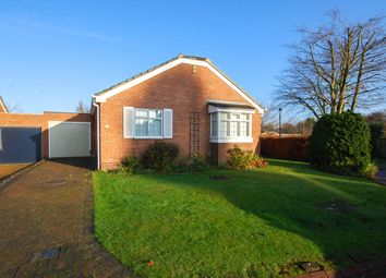 Thumbnail 3 bed bungalow for sale in Whitebridge Court, Gosforth, Newcastle Upon Tyne
