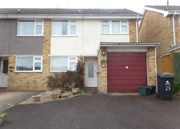Thumbnail 3 bedroom semi-detached house for sale in Carisbrooke Road, Mitcheldean