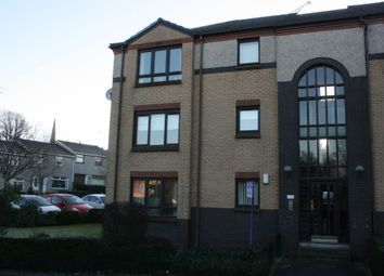 Thumbnail 2 bed flat for sale in 54c Sunnyside Road, Coatbridge
