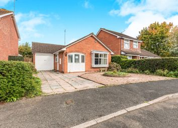Thumbnail 2 bed detached bungalow for sale in St. Johns Close, Worcester