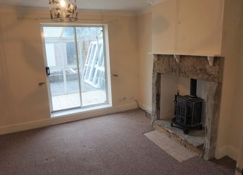 Thumbnail 1 bed end terrace house to rent in London Street, New Whittington, Chesterfield